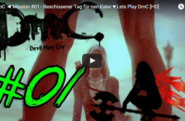 ► DmC ◄ Mission #01 – Beschissener Tag für nen Kater ♥ Lets Play DmC [HD]