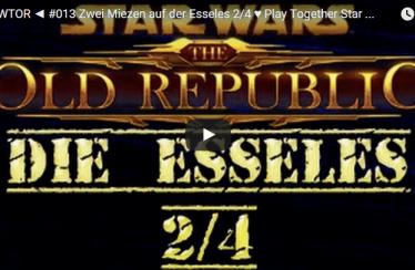 ► SWTOR ◄ #014 Zwei Miezen auf der Esseles 3/4 ♥ Play Together Star Wars the Old Republic [HD+]