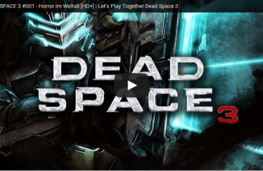 Dead Space #3 – Musik-Horror! ♥ Lets Play Dead Space [HD+]