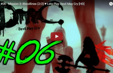 DmC #06 – Mission 3: Bloodlines (2/2) ♥ Lets Play Devil May Cry [HD]