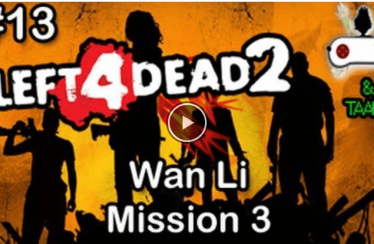 Left 4 Dead 2 Wan Li 2/2 – Rutschpartie! ♥ Lets Play Together feat.TwoAndAHalfPro [HD+]