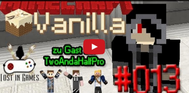 MINECRAFT #013 – Rollenverteilung…?!  ♥ Lets Play Together Vanilla [HD+]