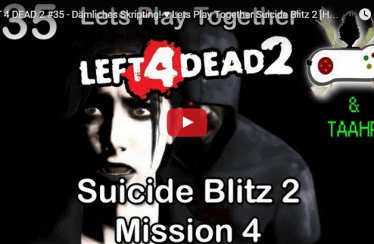 LEFT 4 DEAD 2 #35 – Dämliches Skripting! ♥ Lets Play Together Suicide Blitz 2 [HD+] german