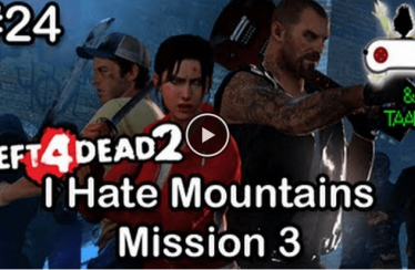 LEFT 4 DEAD 2 #24 – Lost in Tunnels ♥ Lets Play Together I Hate Mountains [HD+]