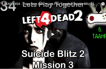 LEFT 4 DEAD 2 #34 – Thazy lernt dazu  ♥ Lets Play Together Suicide Blitz 2 [HD+] german