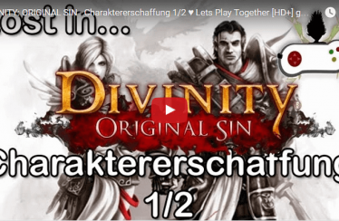 DIVINITY: ORIGINAL SIN – Charaktererschaffung 1/2 ♥ Lets Play Together [HD+] german