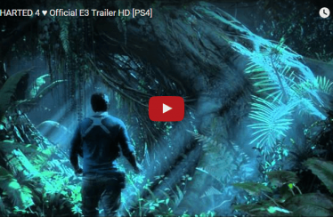 UNCHARTED 4 ♥ Official E3 Trailer HD [PS4]