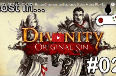 DIVINITY: ORIGINAL SIN #02 – Ratten-Charmeur und laufende Steine ♥ Lets Play Together [HD+] german