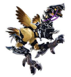 Dragoon-Chocobo