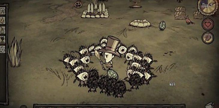 Don't Starve Giant Edition kommt auf die PS Vita
