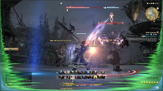 Final Fantasy 14 Barrierefreiheit