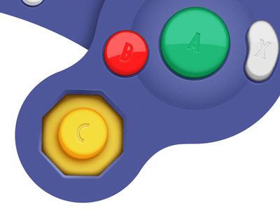 Gamecube Controller C-Stick