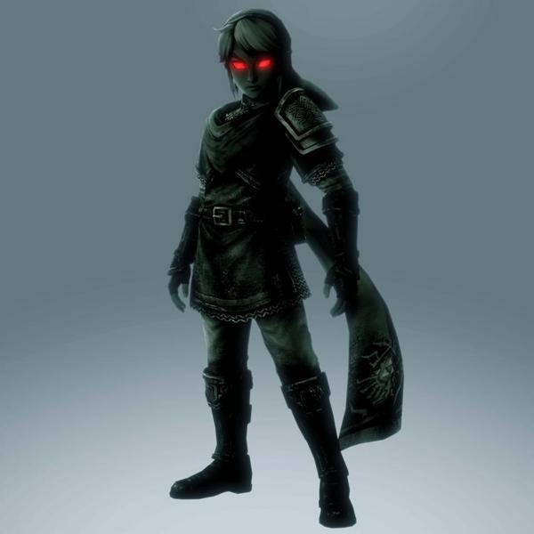 Dark Link Kostüm für Hyrule warriors