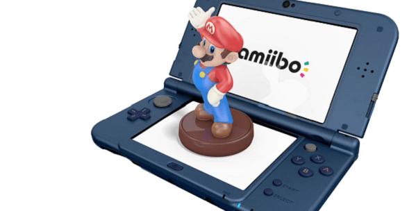 New 3DS Amiibo