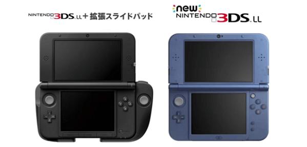 New 3DS Analog Stick vs. Circle Pad