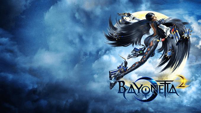 Bayonetta 2 Wii U Demo