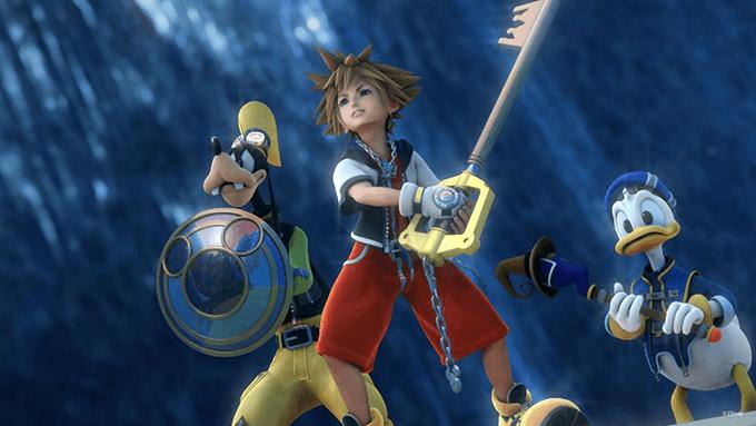 Kingdom Hearts neuer Screenshot