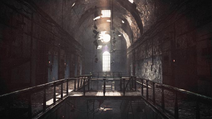 Resident Evil Revelations 2 Prison