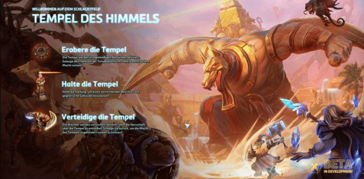 Heroes of the Storm: Tempel des Himmels (Sky Temple)