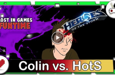 Funtime: Heroes of the Storm vs. Colin ♥ Lost in Games HD