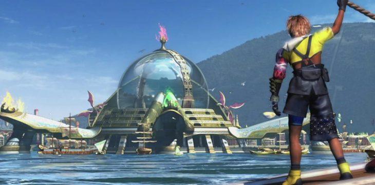 Blitzball kommt vielleicht für Final Fantasy XIV!