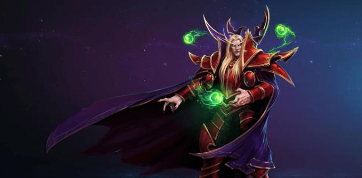 Heroes of the Storm: Erste Hinweise auf Kael'thas Skills