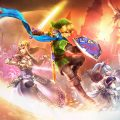 Vorstellung der Charaktere aus Hyrule Warriors Legends