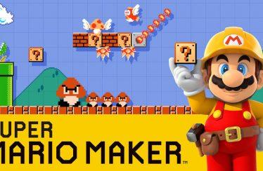 Overview zu Super Mario Maker – viele Fragen beantwortet!