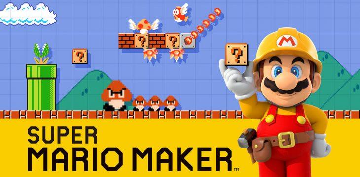 Super Mario Maker gewinnt den Family Game Of The Year DICE Award