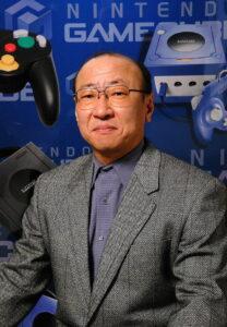 Kimishima während der Gamecube Ära