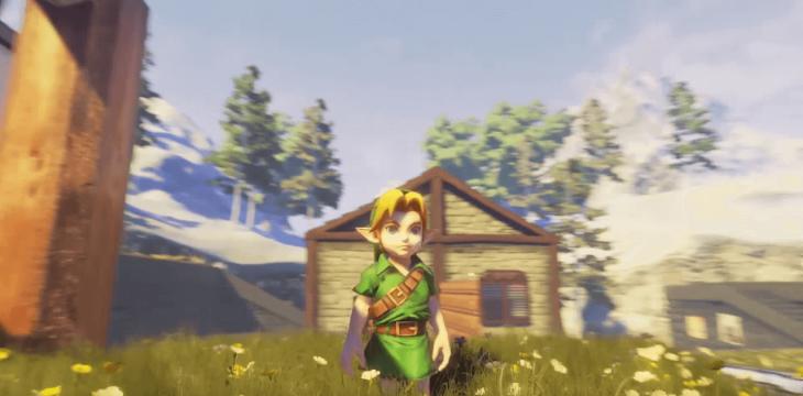 Fan spielt Ocarina of Time mit einer Ocarina!