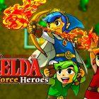The Legend of Zelda Tri Force Heroes nun in aktueller Zelda Timeline