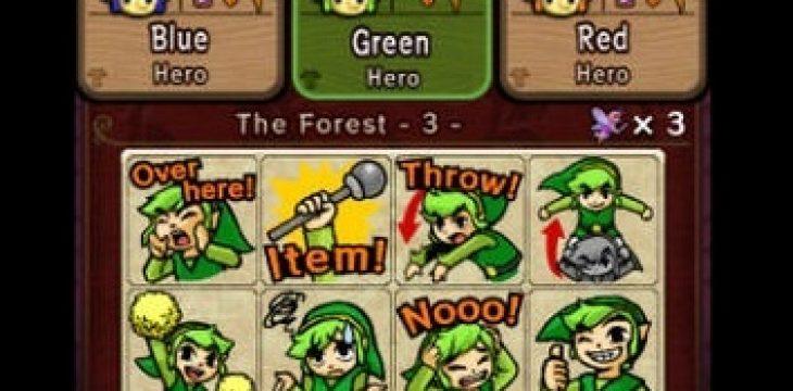 Zelda Tri Force Heroes: Hilfe zum Mehrspieler Modus