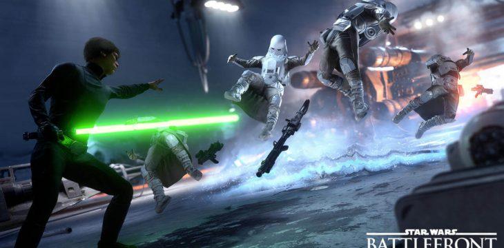 Star Wars Battlefront Beta startet Morgen, Client ab heute herunter laden