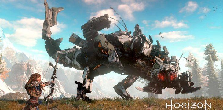 Horizon: Zero Dawn Entwickler geben Hinweis zum Reiten auf Dinos