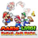 Mario und Luigi: Paper Jam Bros. erscheint bereits am 4. Dezember