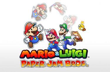 Mario und Luigi: Paper Jam Bros. Launch Trailer veröffentlicht