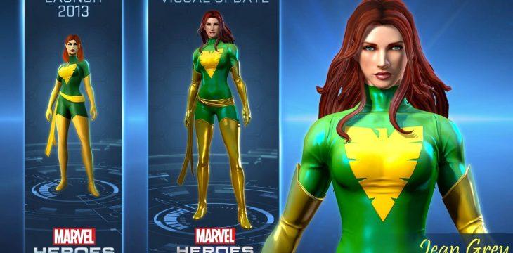 Marvel Heroes 2015 bekommt neue Inhalte und wird zu Marvel Heroes 2016.