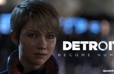 Neues Gameplay Material zu Detroit – Become Human von der E3 2016