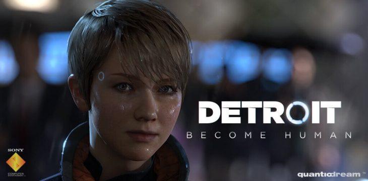 Quantic Dream enthüllen Detroit – Become Human