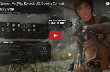 Rise of the Tomb Raider: Neues Video zeigt Guerrilla-Kampf