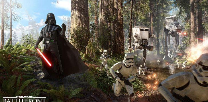 Star Wars Battlefront bekommt zu Release neue Spielmodi