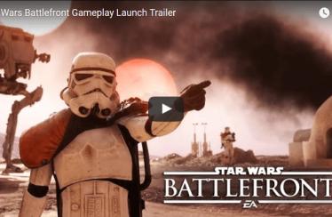 Star Wars Battlefront: Neuer Trailer von der PGW