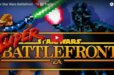 Star Wars Battlefront in der 16-Bit Ära