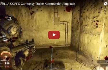 UMBRELLA CORPS Gameplay Trailer Kommentiert Englisch