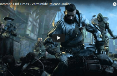Warhammer: End Times Vermintide Launch Trailer