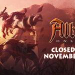 Closed Beta von Albion Online für den 23. November geplant