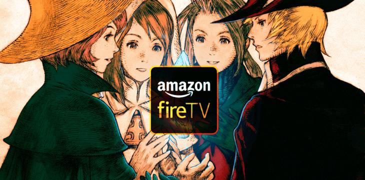 Final Fantasy 3 und 4 ab sofort auch für Amazon Fire TV!