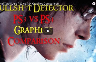 Beyond Two Souls: Grafikvergleich PS3 vs. PS4