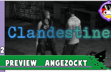 CLANDESTINE CO-OP Angezockt – 02 Hacker-Panik * Preview Clandestine.